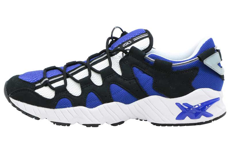 asics Tiger GEL-MAI - ASICS BLUE/BLACK