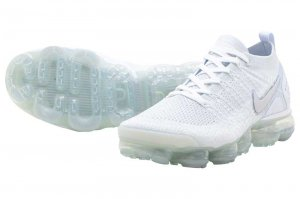 NIKE AIR VAPORMAX FLYKNIT 2 - WHITE/WHITE-VAST GREY