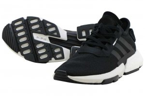 adidas Originals POD-S3.1 - C BLACK/C BLACK/R WHITE