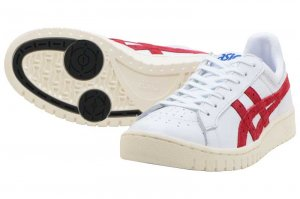 asics Tiger GEL-PTG - White/Haute Red