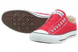 CONVERSE ALL STAR SLIP 3 OX - RED