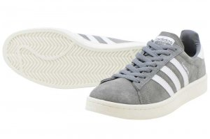 adidas Originals CAMPUS - Grey Three/Running White/Chalk White