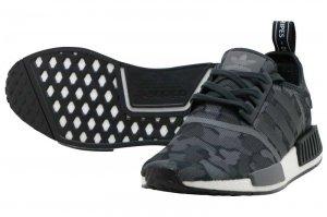 adidas Originals NMD R1 - Core Black/Grey Four/Grey Five