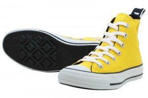 CONVERSE ALL STAR LOGOTAPE HI - YELLOW