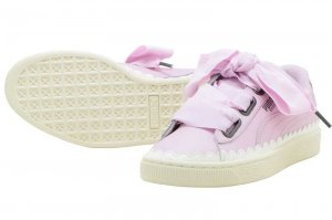 PUMA BASKET HEART SCALLOP WNS