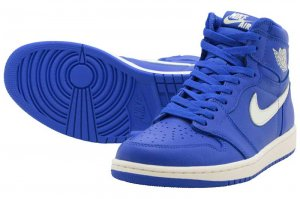 NIKE AIR JORDAN 1 RETRO HIGH OG - HYPER ROYAL/SAIL