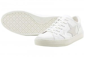 CONVERSE ALL STAR COUPE TRIOSTAR OX - WHITE