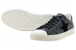 CONVERSE ALL STAR COUPE TRIOSTAR OX - BLACK