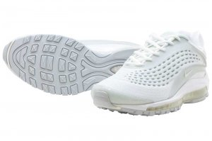 NIKE AIR MAX DELUXE - WHITE/SAIL-PURE PLATINUM