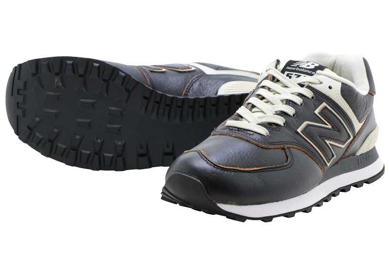 New Balance ML574 LPK BLACK
