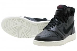 NIKE WMNS AIR JORDAN 1 REBEL XX - BLACK