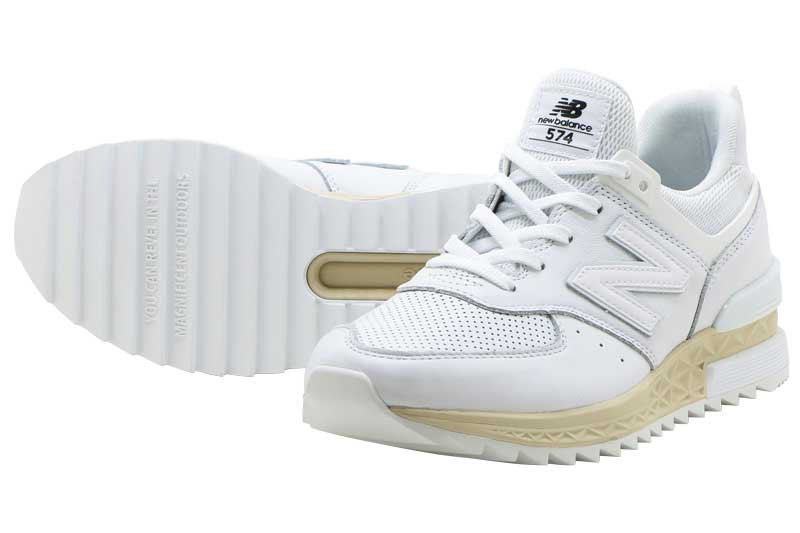 choose original how to choose best online New Balance MS574 LSW - WHITE