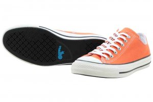 CONVERSE ALL STAR 100 COLORS OX - ORANGE