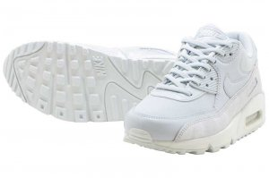 NIKE WMNS AIR MAX 90 PRM - PURE PLATINUM