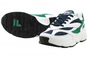 FILA VENOM WN'S - WHITE/GREEN/BLACK