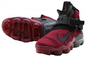 NIKE VAPORMAX PREMIER FLYKNIT - TEAM RED/BLACK-GYM RED