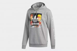 adidas x BEAVIS and BUTTHEAD HOODIE