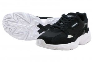 adidas FLCN W - CORE BLACK/RUNNING WHITE