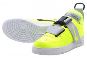 NIKE AIR FORCE 1 UTILITY - VOLT