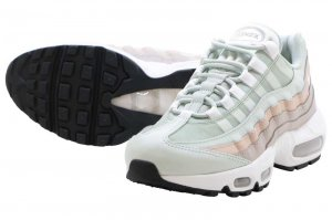 NIKE WMNS AIR MAX 95 - LIGHT SILVER/WHITE