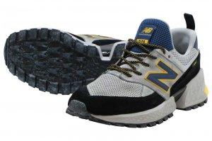 New Balance MS574 VD - GRAY/NAVY