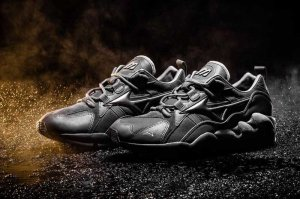 MIZUNO WAVE RIDER 1 - BLACK