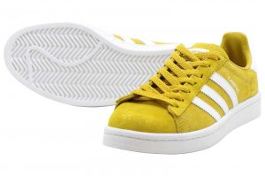 adidas CAMPUS - RAW OCHRE/RUNNING WHITE/CRYSTAL WHITE