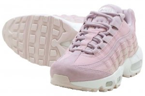 NIKE WMNS AIR MAX 95 PRM - PLUM CHALK/BARELY ROSE