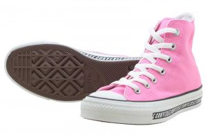 CONVERSE ALL STAR LOGOLINE HI - PINK