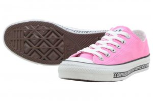 CONVERSE ALL STAR LOGOLINE OX - PINK