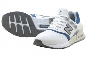 New Balance MS997HGD - WHITE