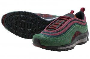 NIKE AIR MAX 97 NRG - TEAM RED/MIDNIGHT SPRUCE