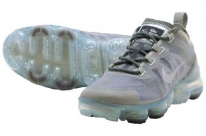 NIKE WMNS AIR VAPORMAX 2019 PRM - MINERAL SPRUCE/METALIC SILVER