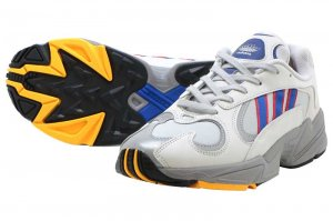 adidas YUNG 1 アディダス ヤング1 GREY TWO/COLLEGE ROYAL/SCARLET CG7127