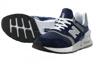 New Balance MS997HGB - NAVY/GRAY