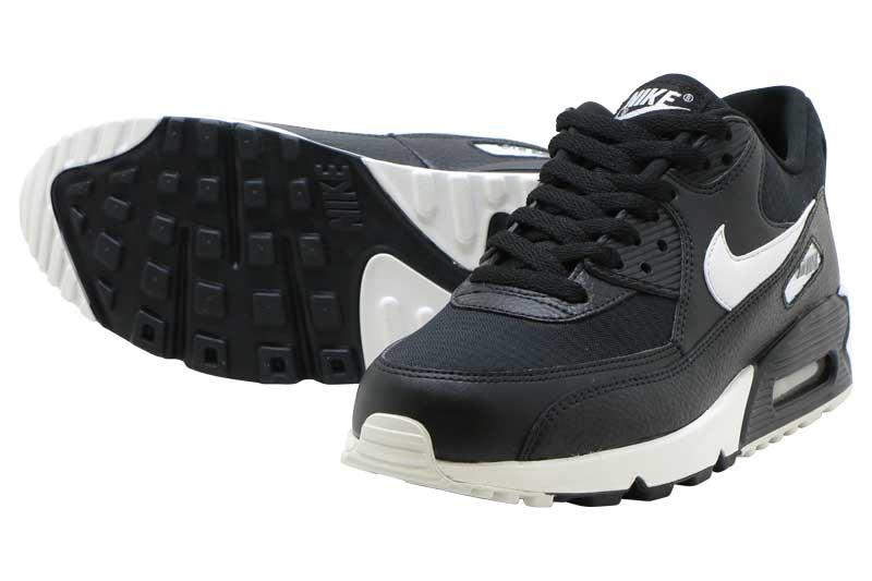 sports shoes 6b423 70ccf NIKE WMNS AIR MAX 90 - BLACK SUMMIT WHITE-BLACK-BLACK 325213-060