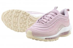 NIKE W AIR MAX 97 PRM - PLUM CHALK/LIGHT CREAM