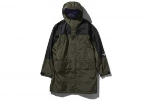 THE NORTH FACE Mountain Raintex Coat -NT