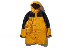 THE NORTH FACE Mountain Raintex Coat -TY