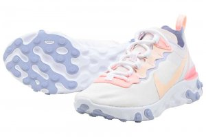 NIKE W REACT ELEMENT 55 - PALE PINK/WASHED CORAL