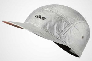 NIKE NRG AW85 MARS LANDING CAP - METALIC SILVER