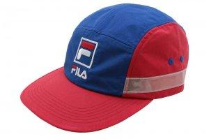 FILA FLH LINETAPE JET CAP - BLUE/RED