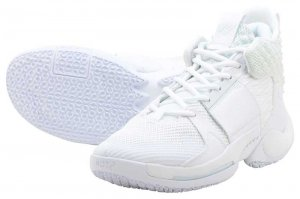 NIKE JORDAN WHY NOT ZERO.2 PF - WHITE/WHITE