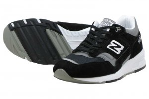 New Balance M1530 BK - BLACK/GRAY