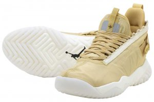 NIKE JORDAN PROTO-REACT - LIGHT CREAM/BLACK-CLUB GOLD