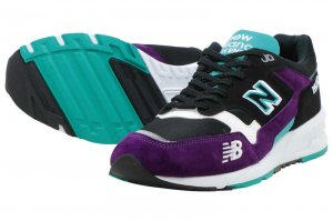 New Balance M1530 KPT - BLACK/PURPLE