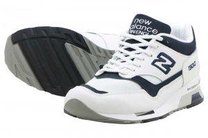 New Balance M1500 WWN - WHITE/NAVY