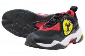 PUMA SF THUNDER Ferrari - PUMA BLACK/ROSSO CORSA