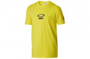 PUMA OG TEE - BLAZING YELLOW
