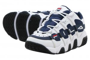 FILA BARRICADE XT 97 LOW フィラ バリケード XT 97 ロー WHITE/NAVY F0391-1227